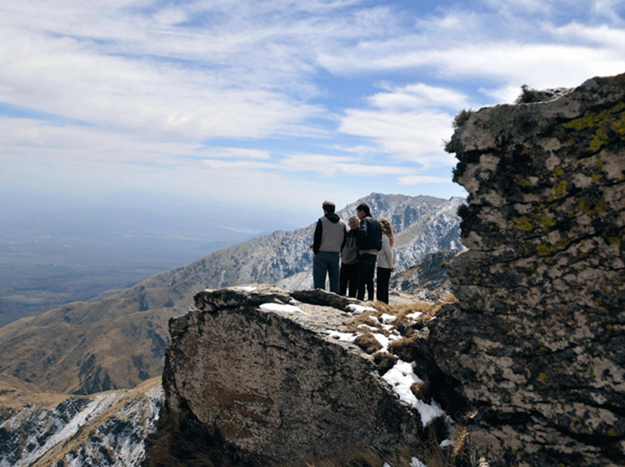 cerro champaqui - Hoy viajamos al Cerro Champaquí