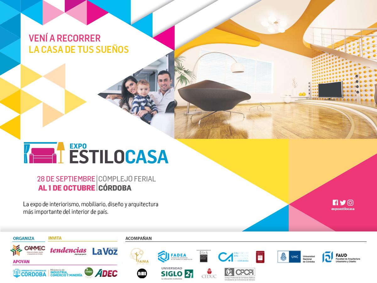 La Expo Estilocasa te invita a recorrer la casa de tus sueños en Ferial