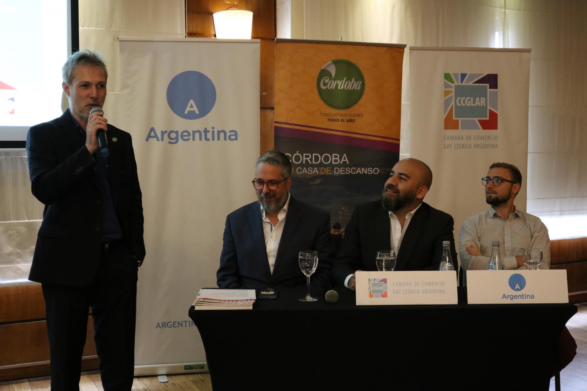 Córdoba ocupa el segundo lugar en preferencia turística por la comunidad LGBT