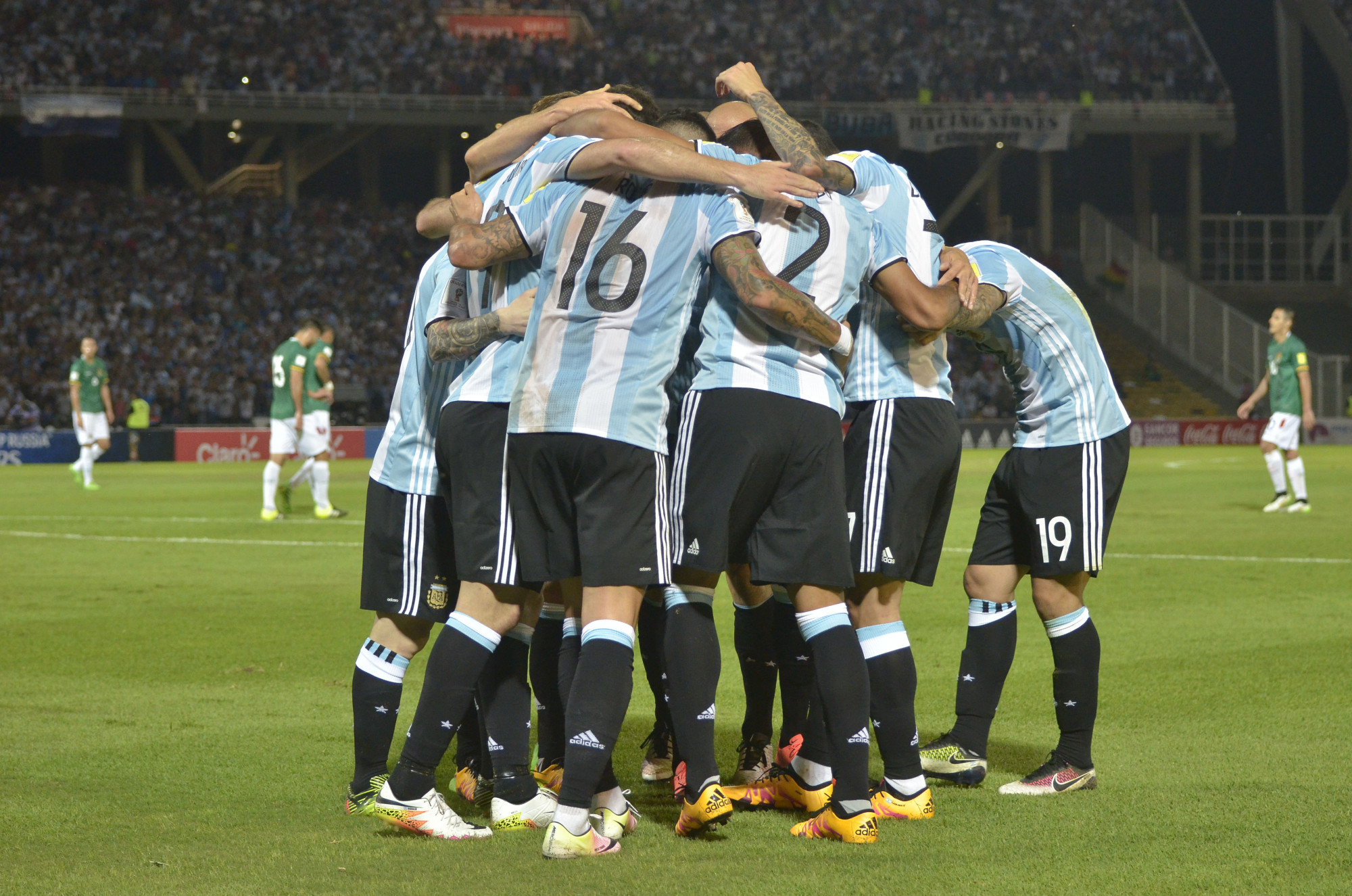 La Selección Argentina de fútbol vuelve a Córdoba