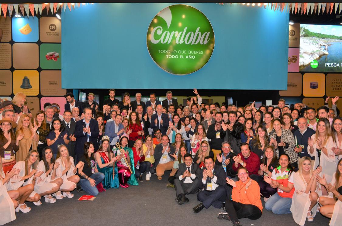 Córdoba cerró con éxito una gran participación en FIT 2018
