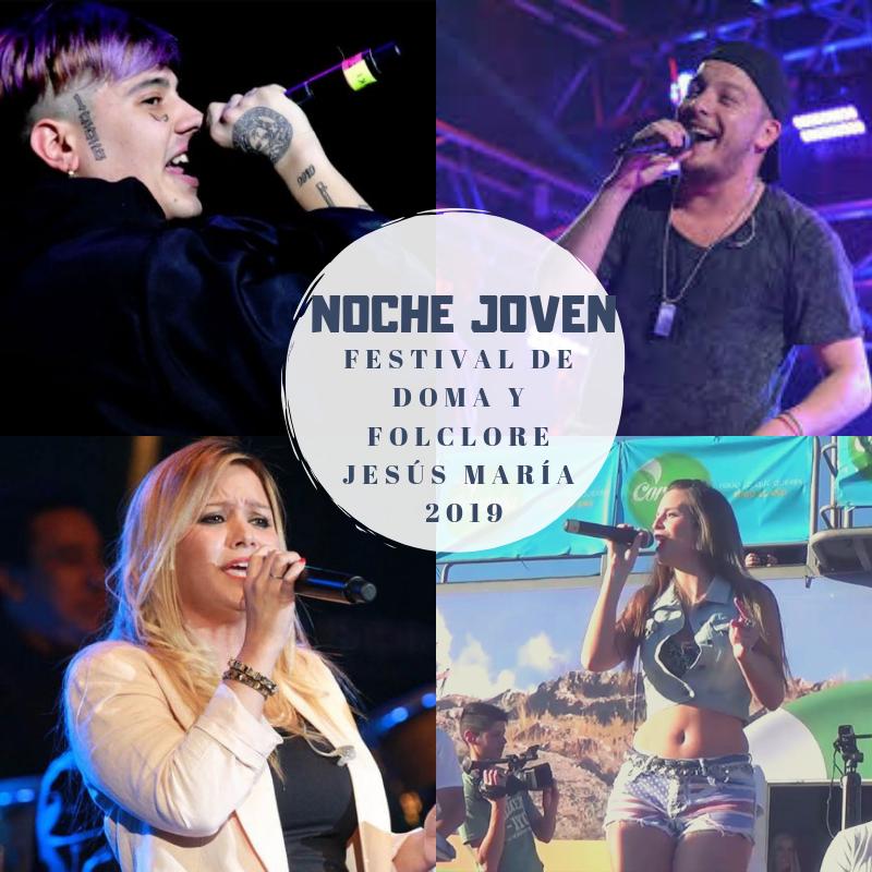 Naty Medina, la elegida para tocar en Jesús María la noche de Duki, Karina y Damián Córdoba