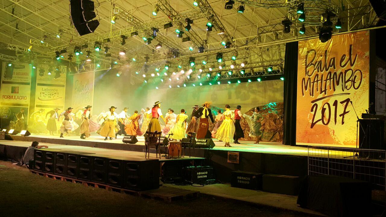 52º Festival Nacional del Malambo en Laborde