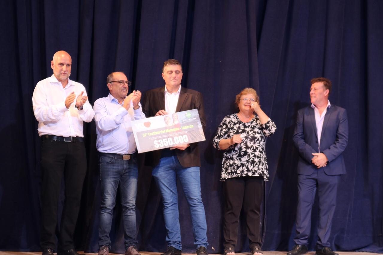 """El minaclaverense Ernesto """"Tito"""" Díaz es el Campeón Nacional de Malambo 2019"""
