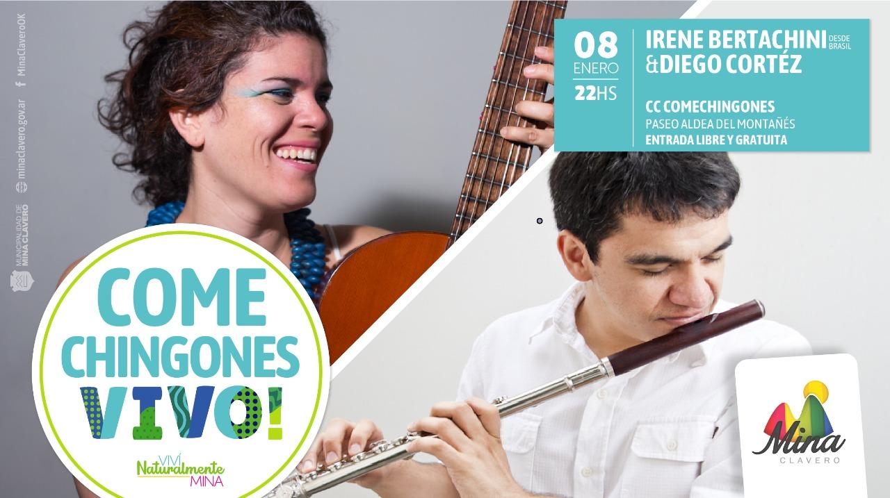 Se viene una nueva edición de  COMECHINGONES VIVO! en Mina Clavero
