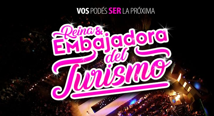 Santa Rosa de Calamuchita elige a la embajadora del turismo 2019