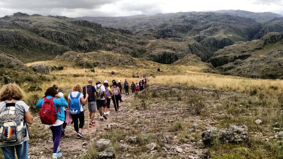 Sobre el faldeo oriental de las Sierras Grandes, se encuentra la bellísima Reserva Cerro Blanco