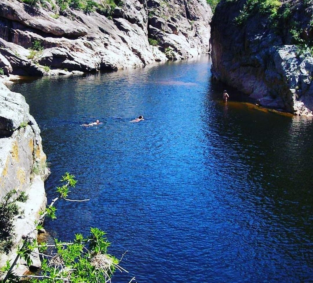 Río Yuspe: una atracción cordobesa para disfrutar