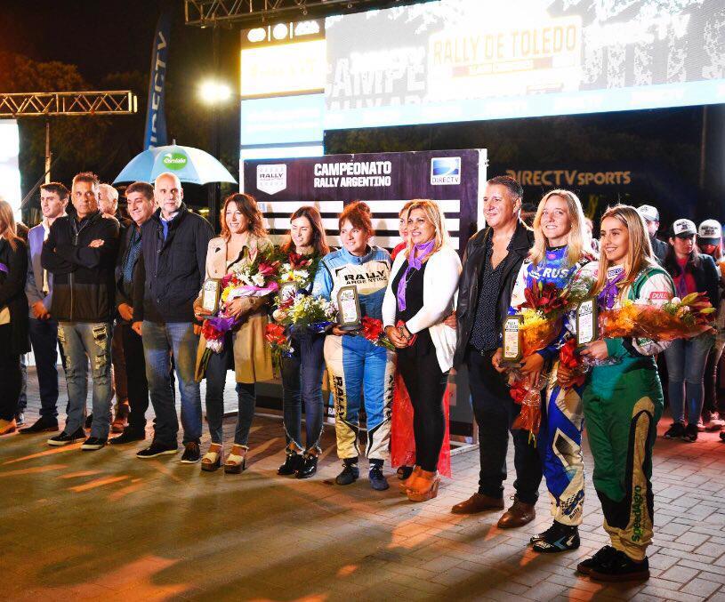 Este fin de semana Rally Argentino abrió su temporada en el llano cordobés