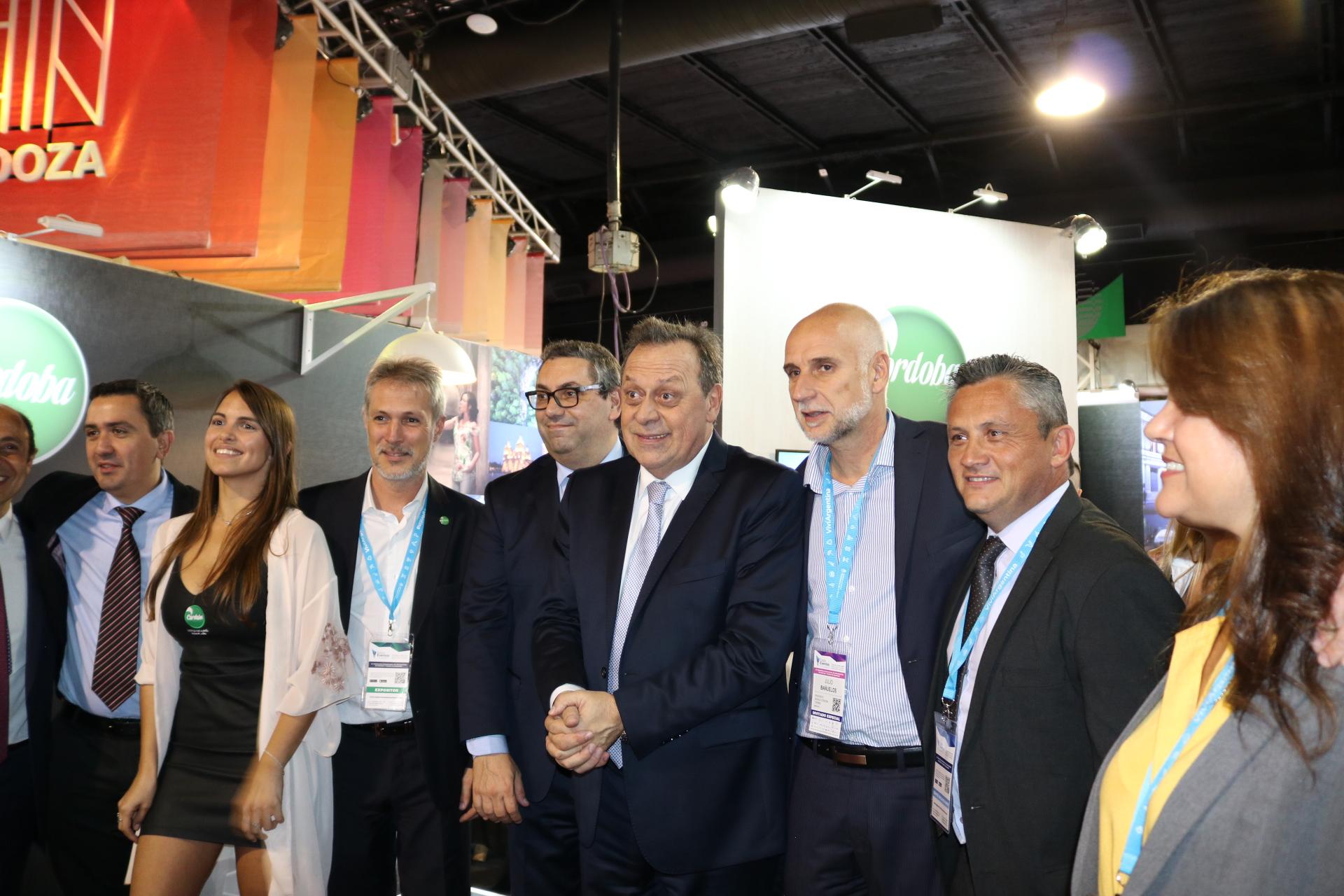 En EXPO EVENTOS se anunció la postulación de Córdoba como sede del Congreso de ACCCLATAM