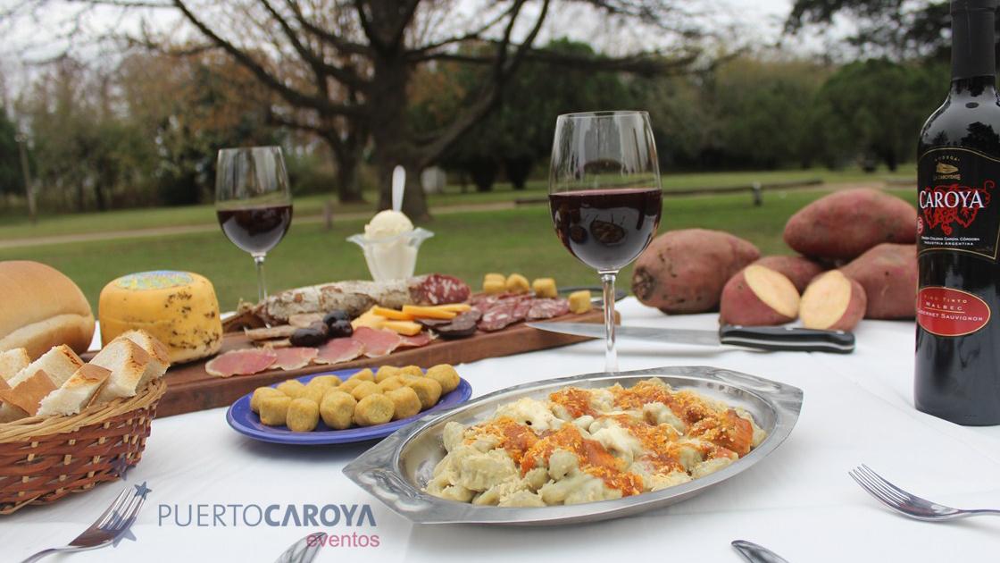 Se viene en mayo la Fiesta de la Batata en Colonia Caroya