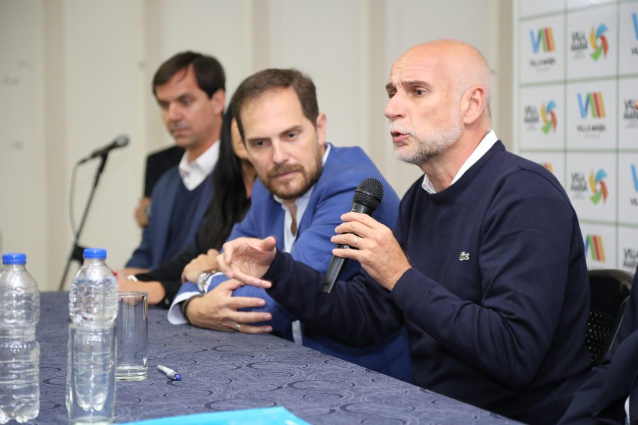 La Agencia Córdoba turismo firmó en Villa María un convenio para la planificación y el desarrollo turístico
