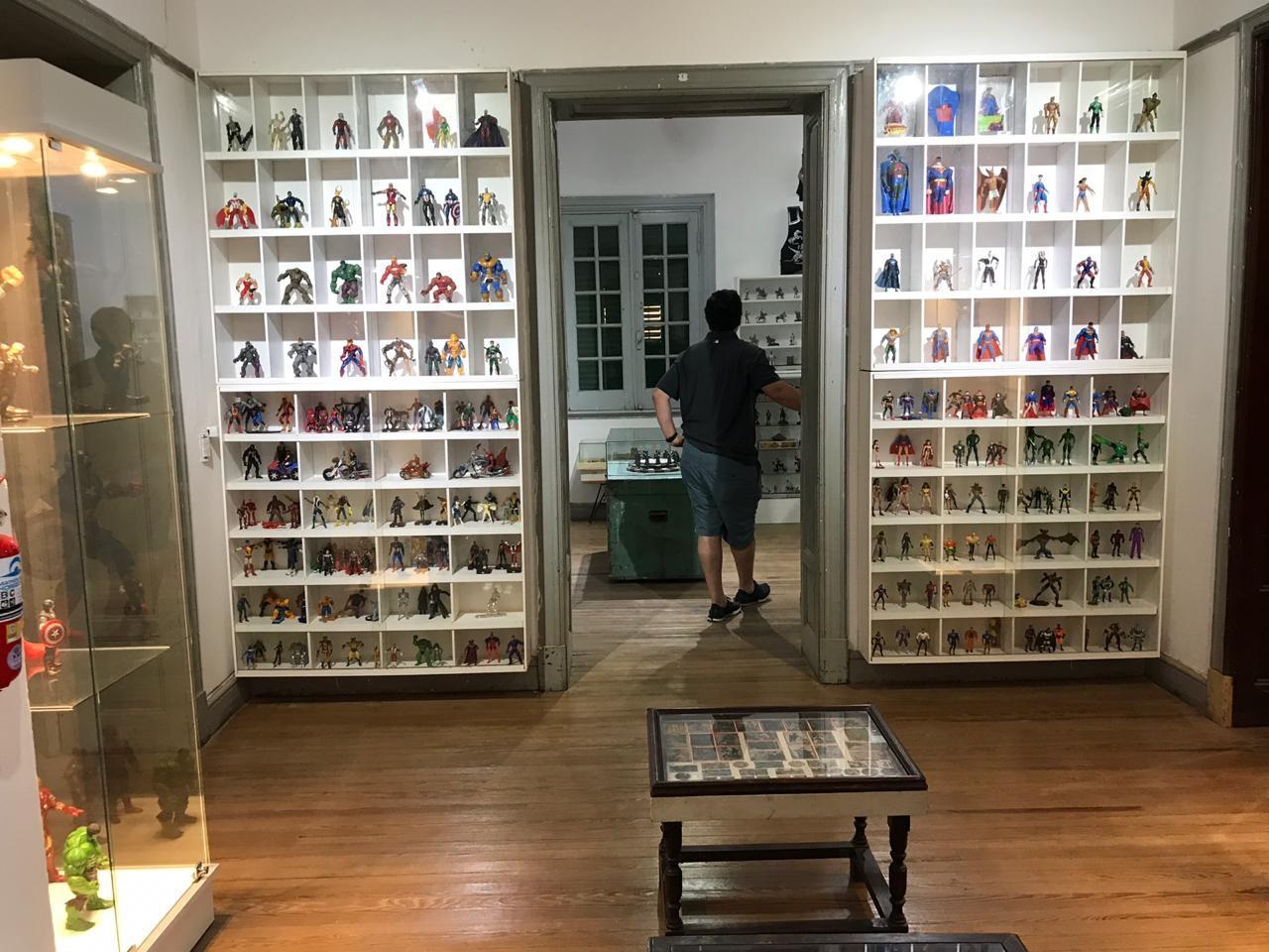 El Museo del Comics te espera en Capilla del Monte