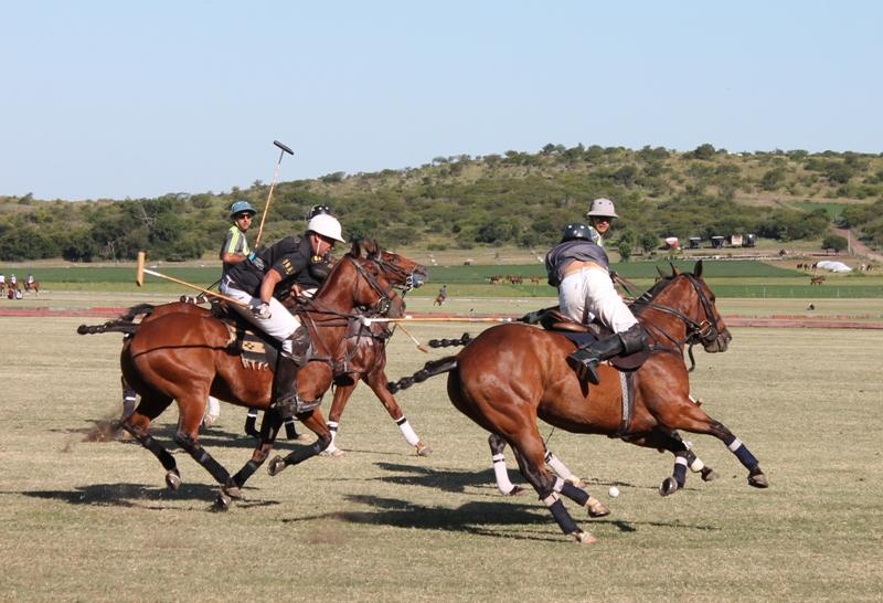 Se disputó en Ascochinga la edición 31 del Campeonato de Polo