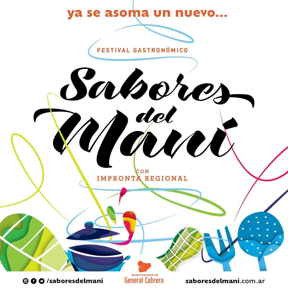 General Cabrera se prepara para la fiesta gastronómica Sabores del Maní