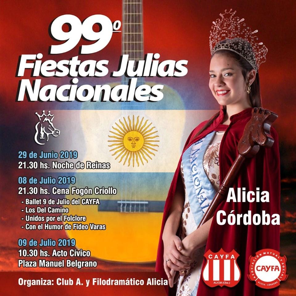 La fiesta nacional más antigua del país llega a Alicia