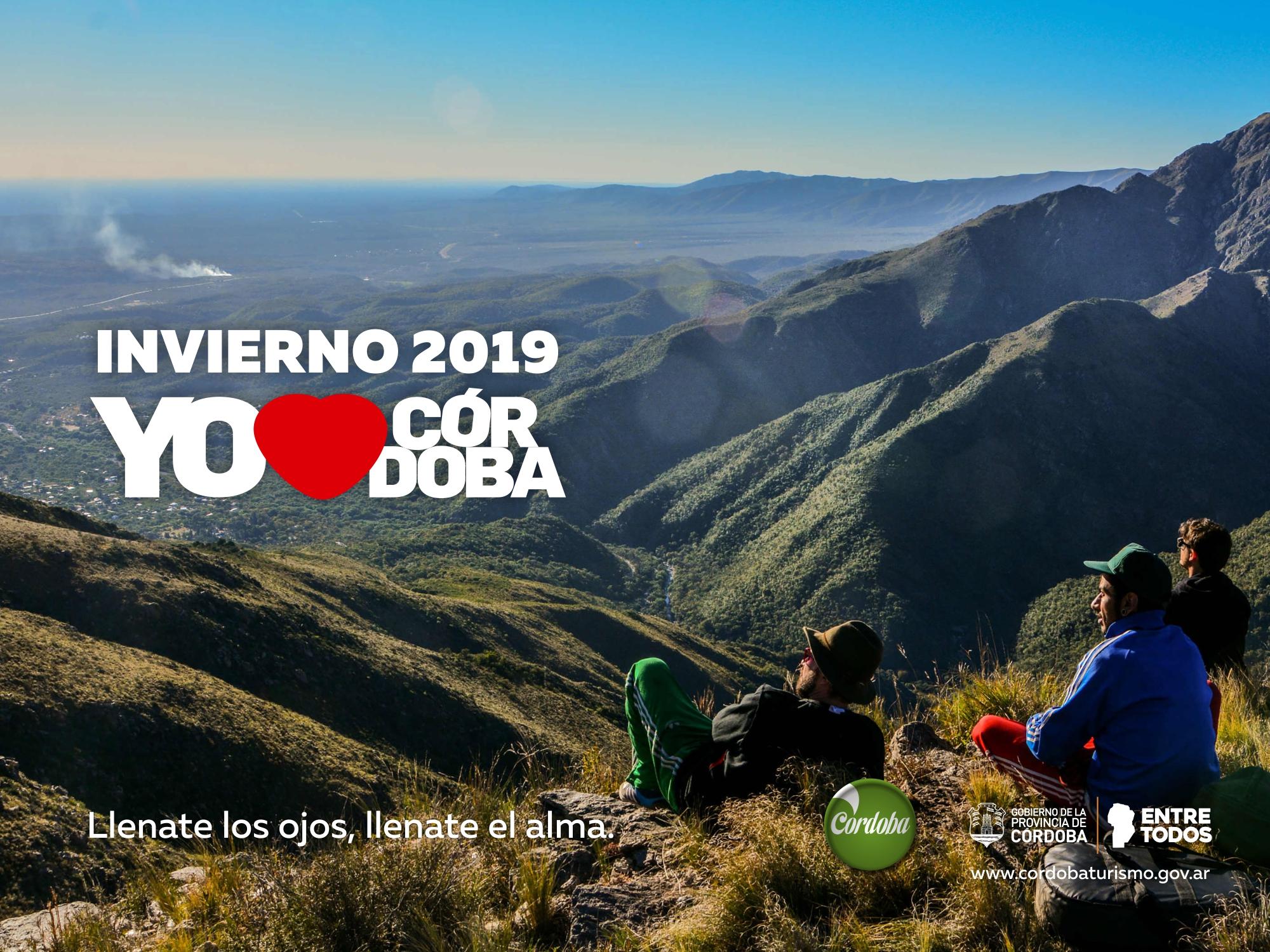 Este Invierno Córdoba te Sorprende, mirá el calendario de eventos