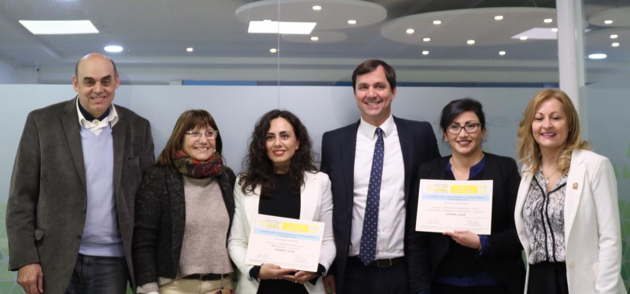 Turismo Religioso: reconocimiento a las ganadoras del concurso en el Congreso de Brasil