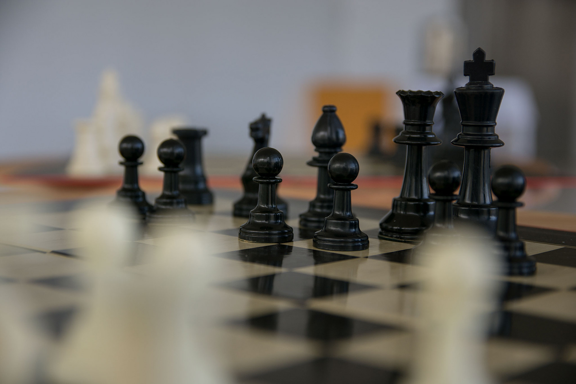 La Agencia Córdoba Turismo estuvo presente en las jornadas internacionales de capacitación en ajedrez
