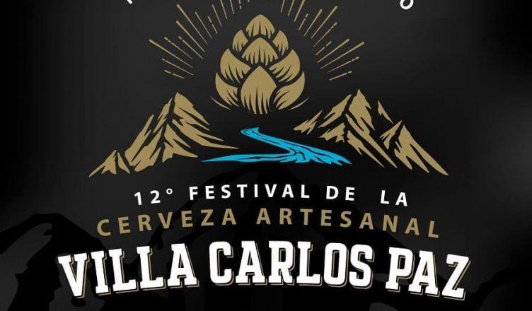 Festival de la cerveza artesanal en Carlos Paz