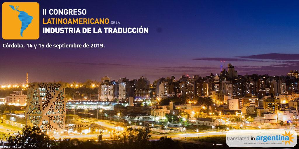 Participá del II Congreso Latinoamericano de la Industria de la Traducción