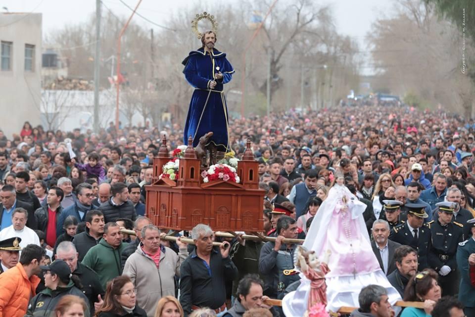 Villa del Soto presenta su fiesta patronal San Roque