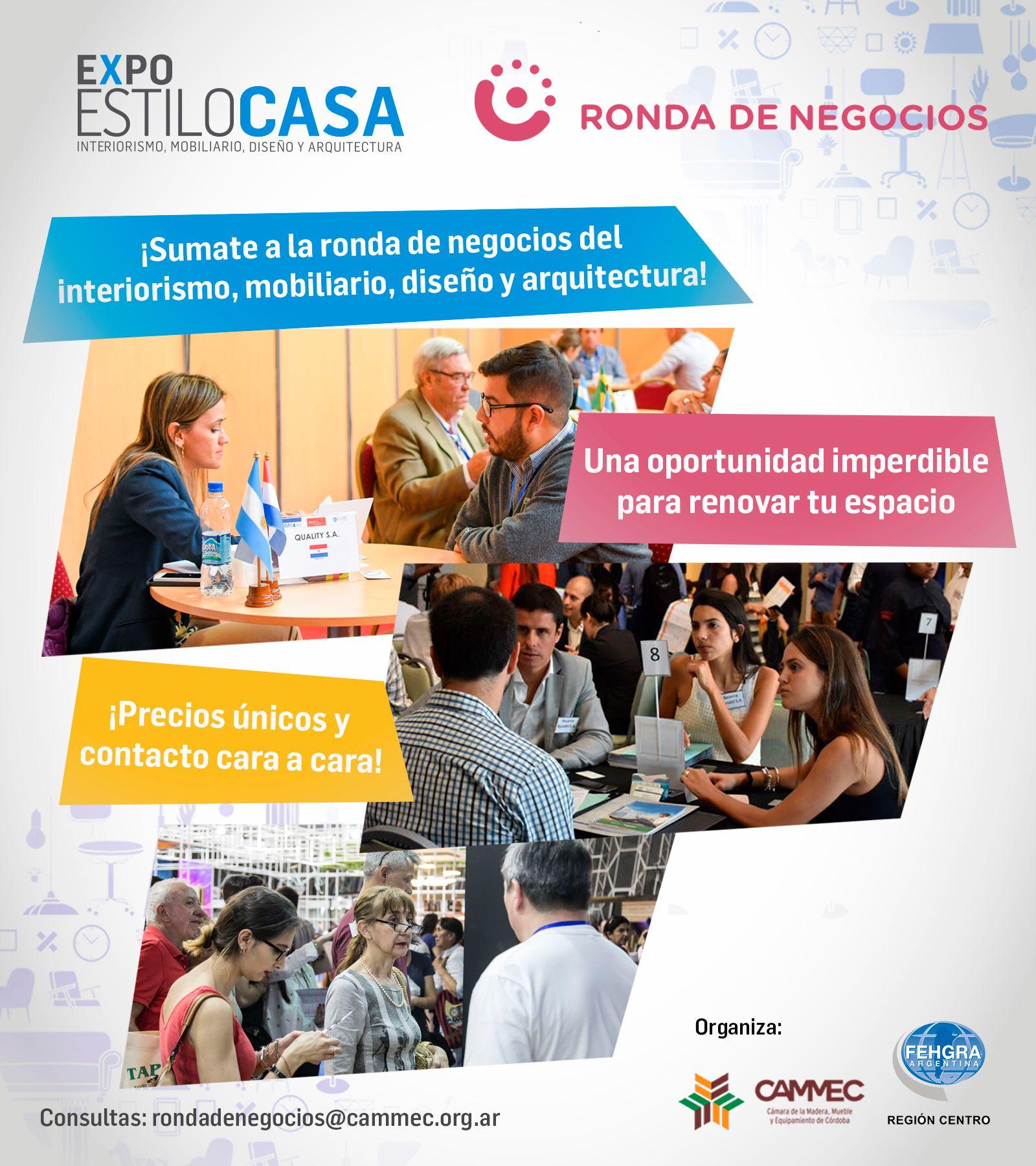 3° edición de la Expo-Estilo Casa en Córdoba