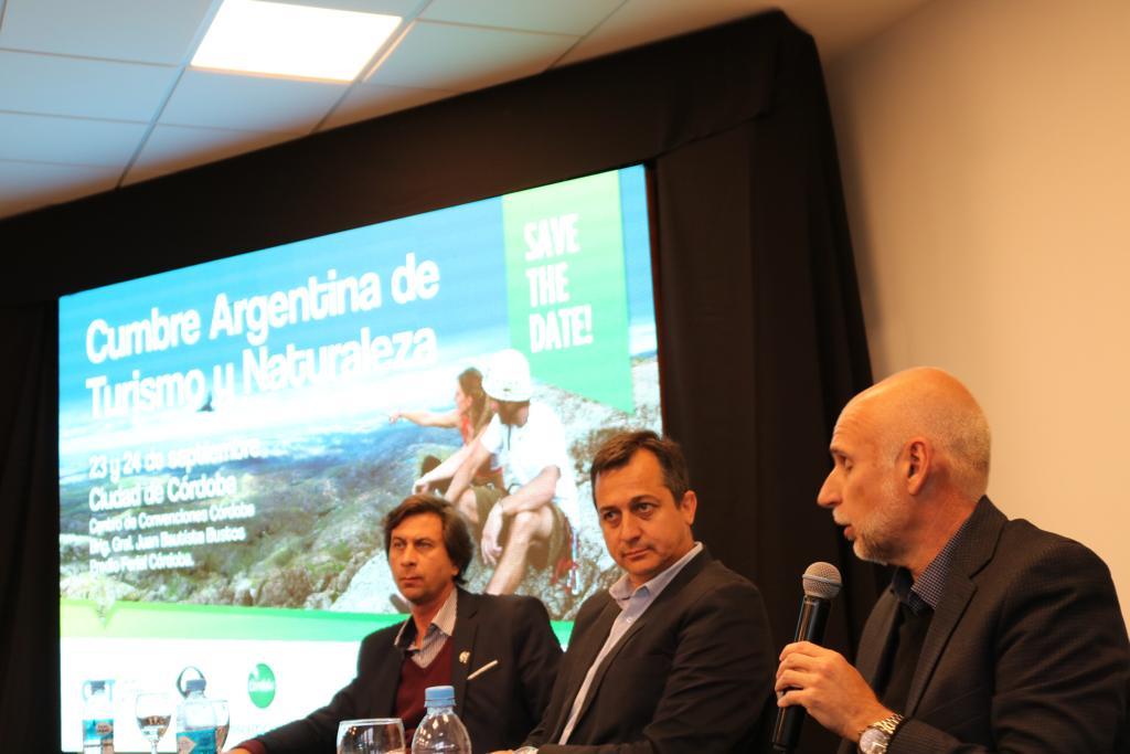 Imperdible: Córdoba será sede de la Cumbre Argentina de Turismo y Naturaleza