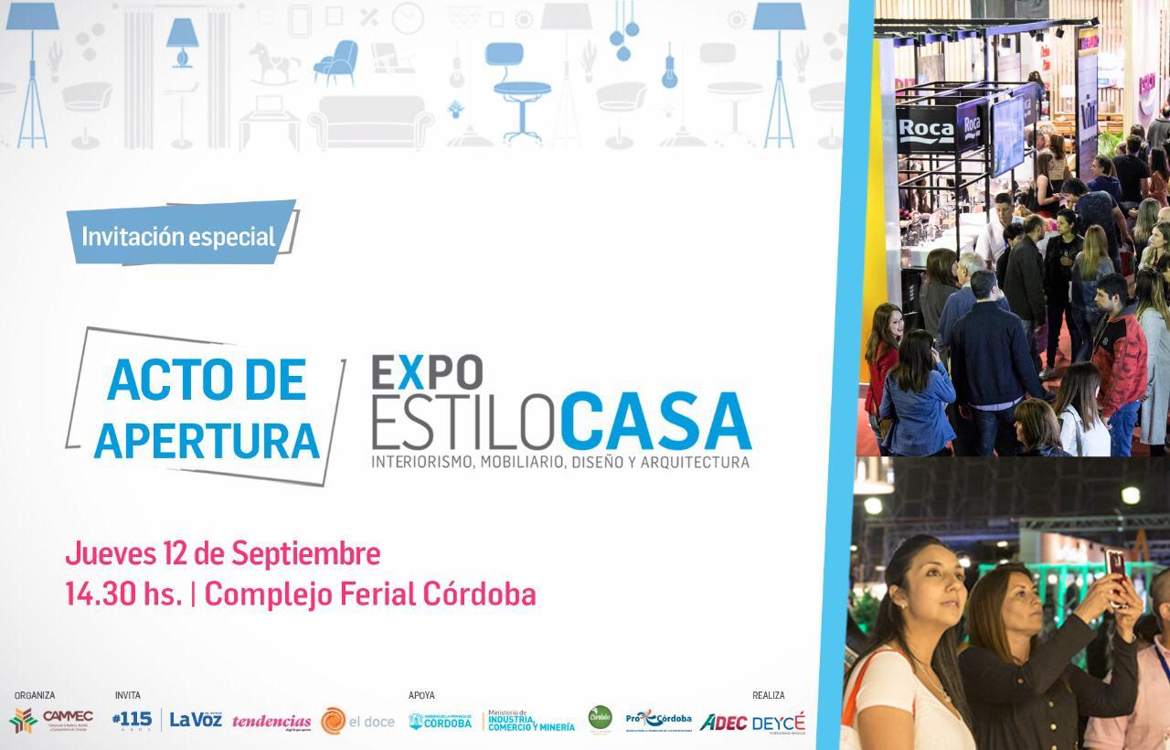 Expo EstiloCasa reunirá más de cien empresas del sector y suma novedades