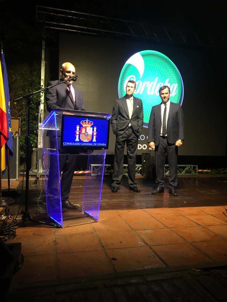 El Consulado General en Córdoba celebró la Fiesta Nacional de España