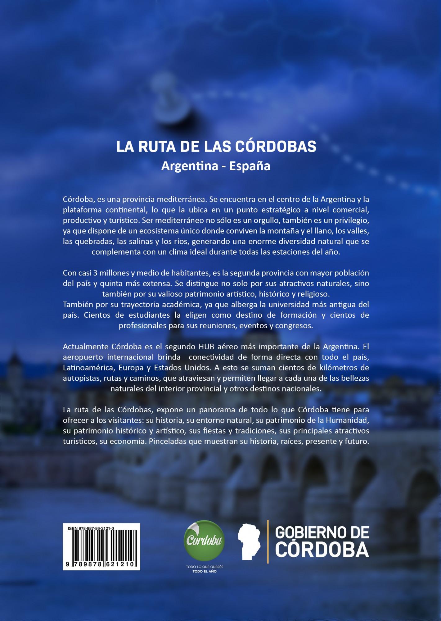 """Presentación del libro: """"La ruta de las Córdobas"""""""