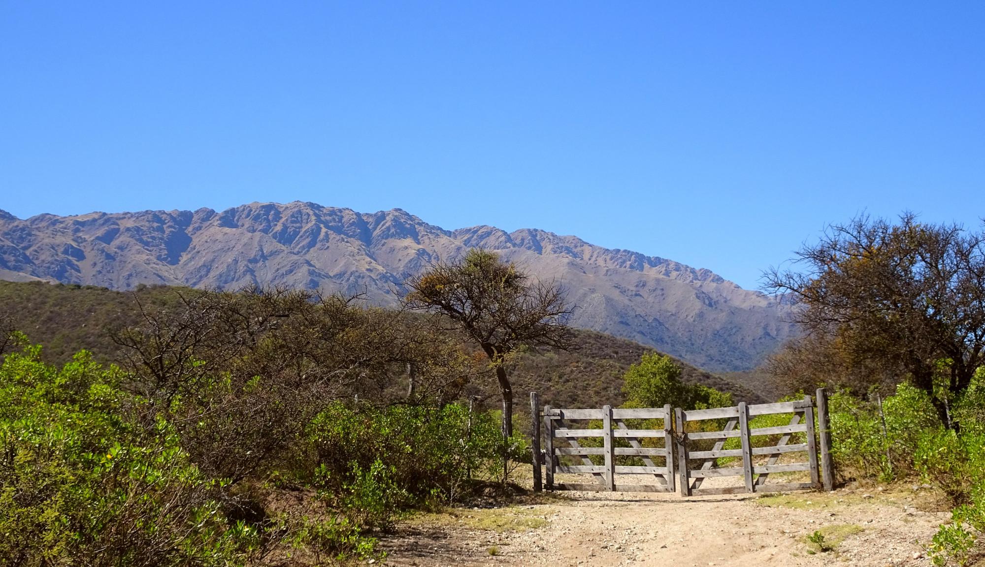 Sendero Las Lomas  Loma Bola