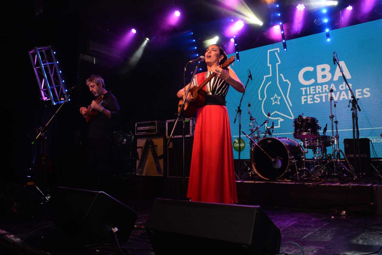 Córdoba presentó a sus festivales en Buenos Aires
