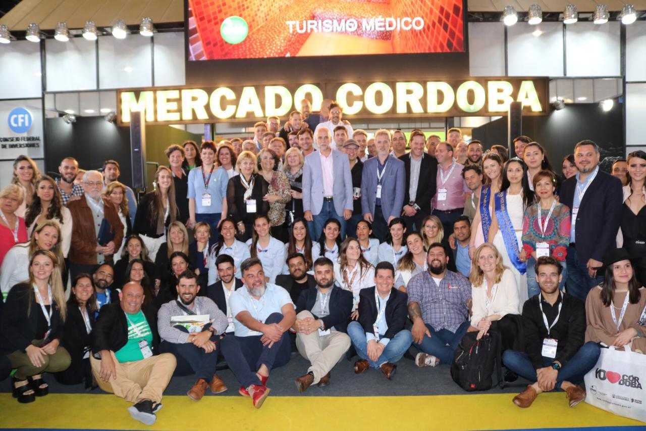 Córdoba cerró con el éxito de siempre la presentación en FIT 2019