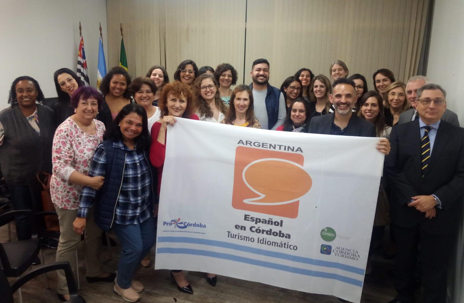 Turismo Idiomático: Córdoba sigue creciendo en el mercado brasileño