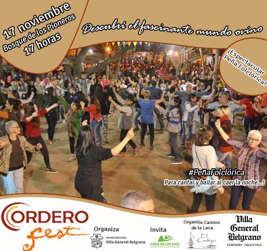 Así será la 2° CorderoFest en Villa General Belgrano