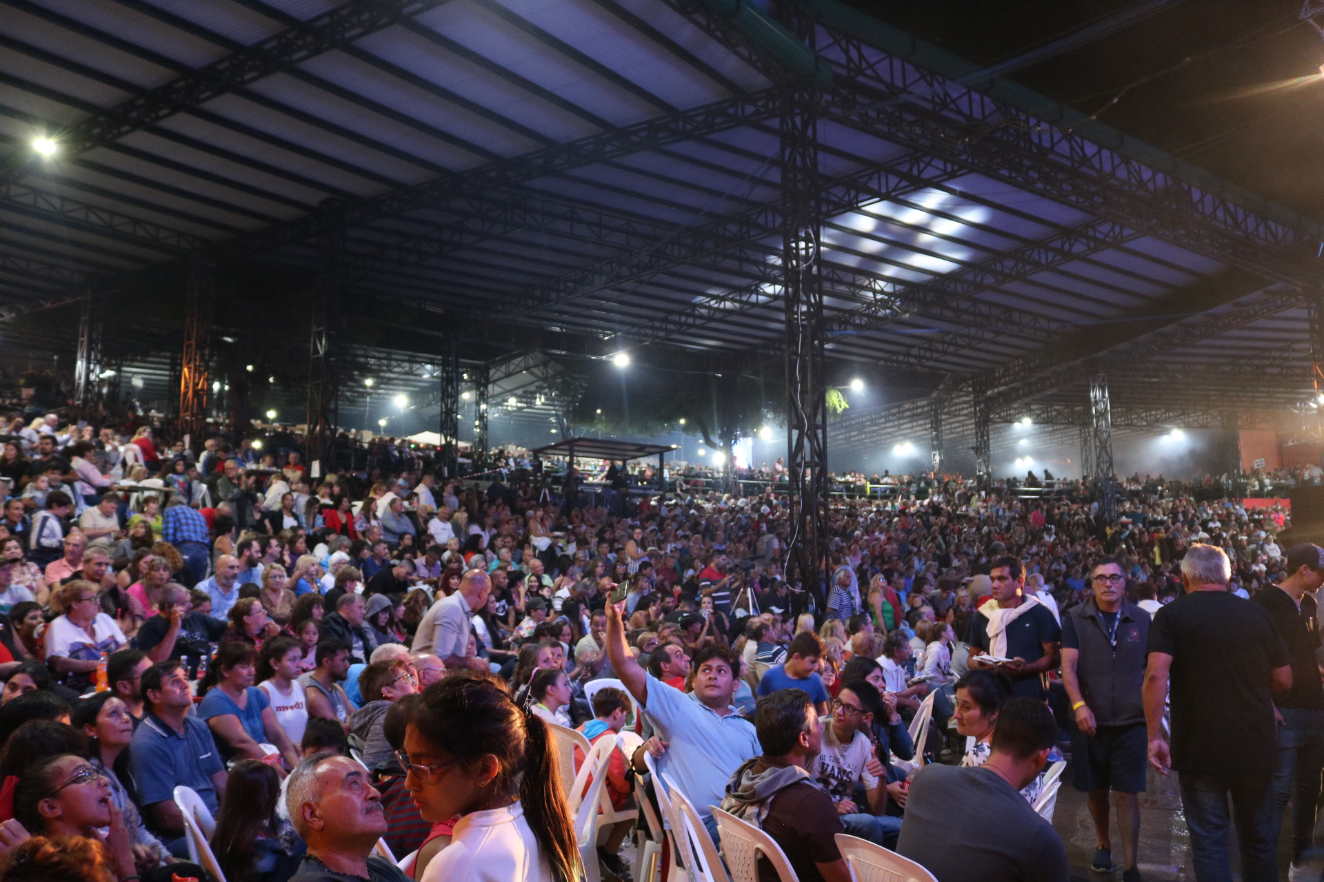 Tanti: Se llevó a cabo una nueva Fiesta Provincial del Cordero Serrano