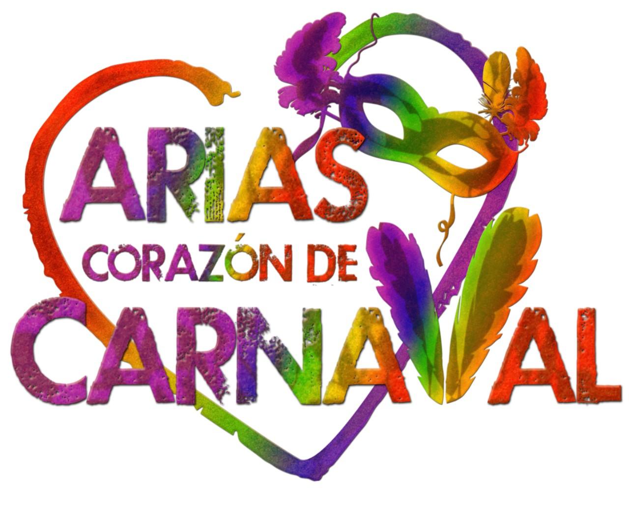 Arias festeja los carnavales representando a México
