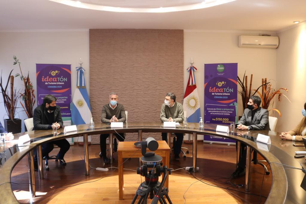 Se presentó en Villa María el Ideatón de Turismo Urbano Córdoba 2020