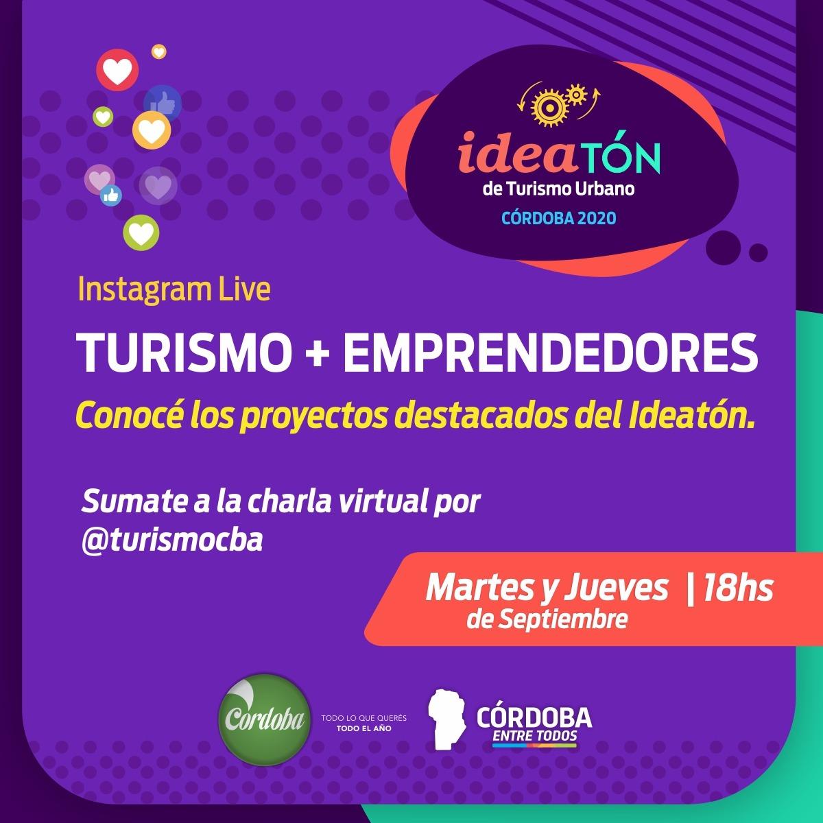 Continúa el ciclo de charlas sobre el turismo que viene: Turismo + Emprendedores