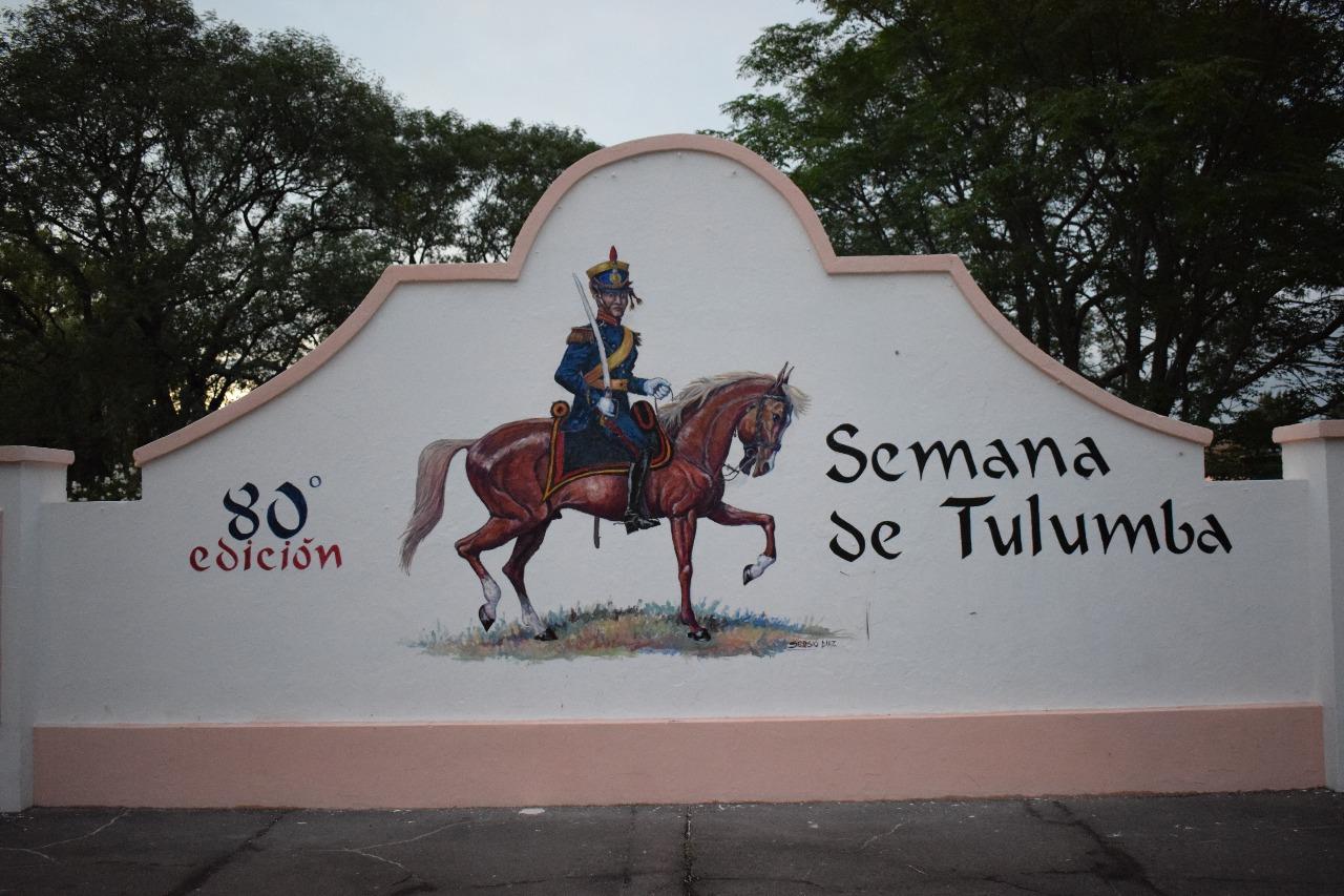 Se viene la 80º Semana de Tulumba en honor al Granadero José Márquez