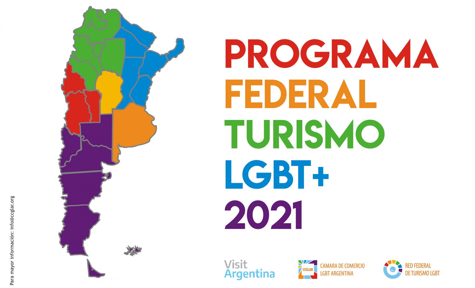 Programa de capacitación y sensibilización sobre Turismo LGTB+ en Córdoba