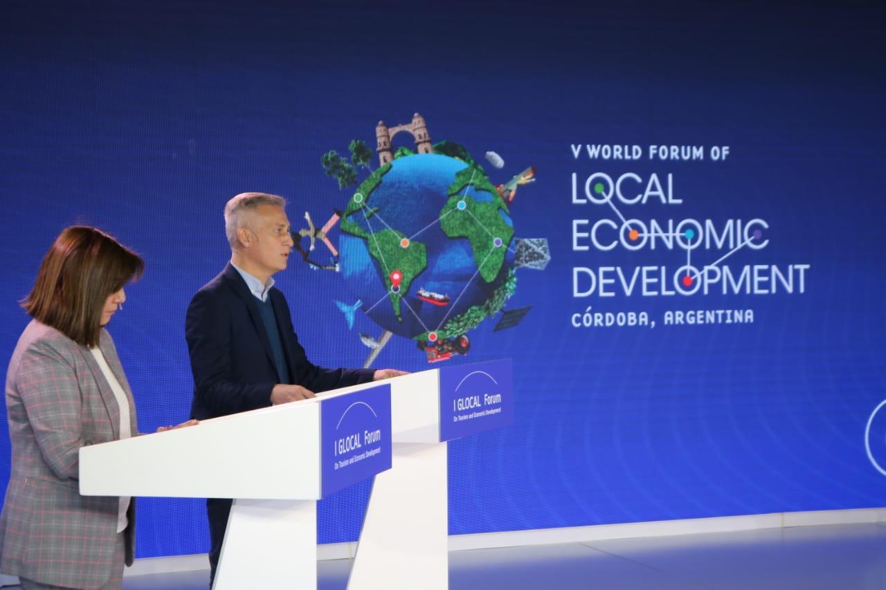 Comenzó el Foro Glocal de Turismo y Desarrollo Económico